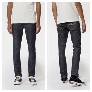 Nudie Jeans Lean Dean Dry 16 Dips Tapered Jeans